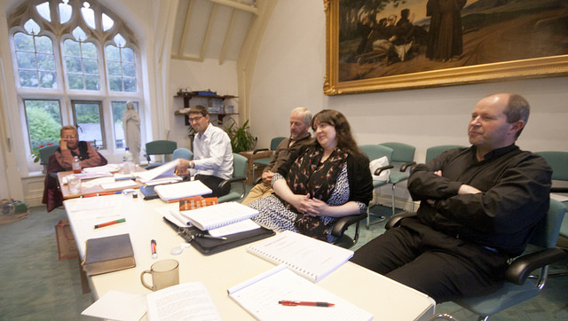 Residential Latin Course 2017.  Photo credit: Joseph Shaw