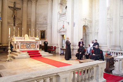 Latin Mass Society Priests and Servers Training Conference - Prior Park 2015. Photo credit: Joseph Shaw