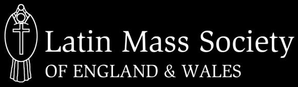 The Latin Mass Society of England & Wales