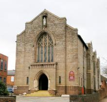 Sacred Heart and All Souls, Birmingham. Credit: Parish website