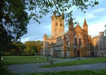 Buckfast Abbey - Photo Credit: Buckfast Abbey (http://www.buckfast.org.uk/site.php?id=60)