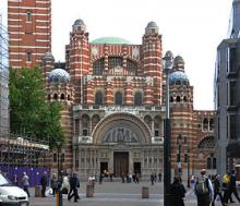 Westminster Cathedral, London - Photo Credit: Andreas Praefcke
