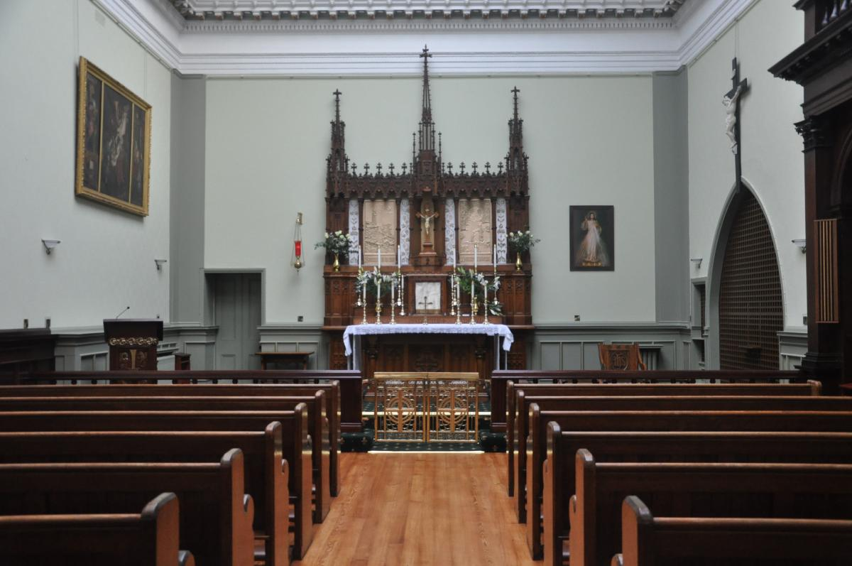 Carmelite Monastery of the Annunciation, Birkenhead | Latin